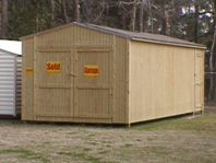 Better built buildings utility buildings garages for 12x28 shed