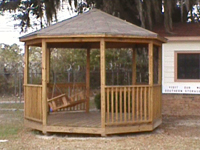 12' Octagon Gazebo